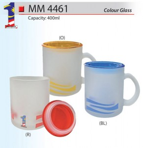 1 Malaysia Colour Glass (MM4461)