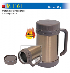 Double wall thermo mug (M1161)