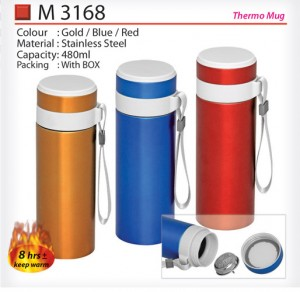 Quality Thermo mugs M3168