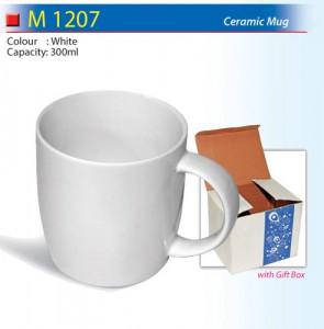 Round Ceramic Mugs(M1207)