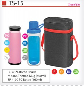 travel set TS-15