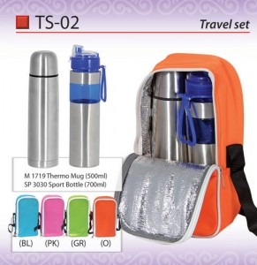 Travel Set (TS-02)