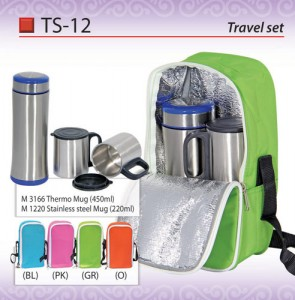 Travelling Thermos Set (TS-12)