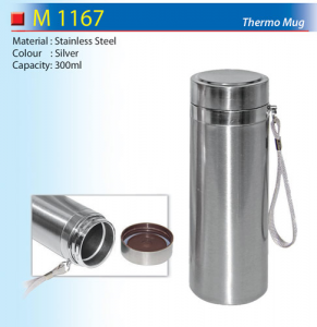 Stainless steel thermo mug (M1167)